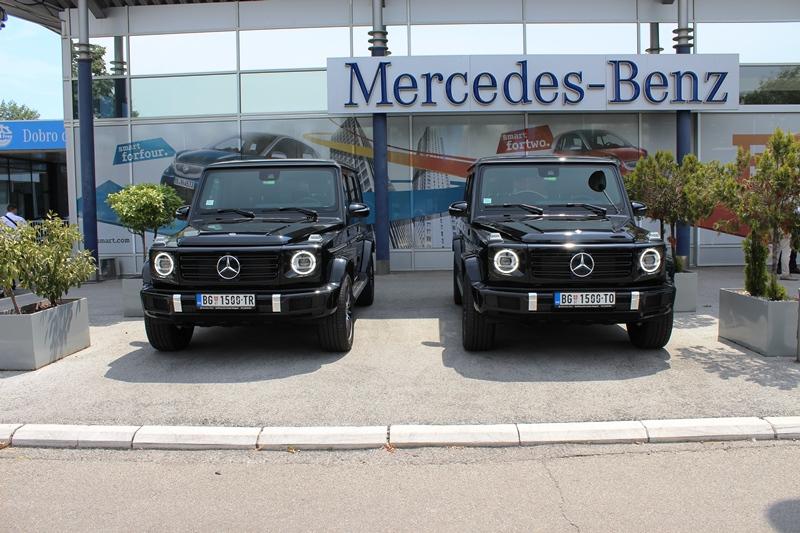 Mercedes-Benz G-Klasa (2)