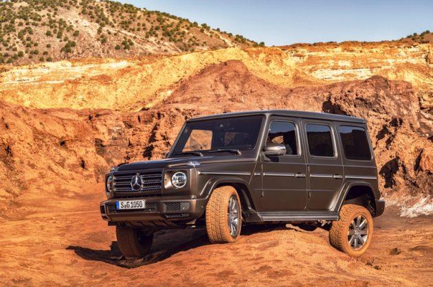 Mercedes-Benz G-Klasa