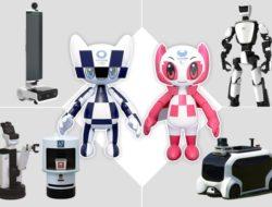 toyota robots_tokyo 2020_1