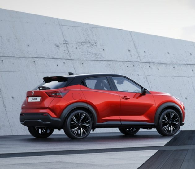 CET - New Nissan JUKE