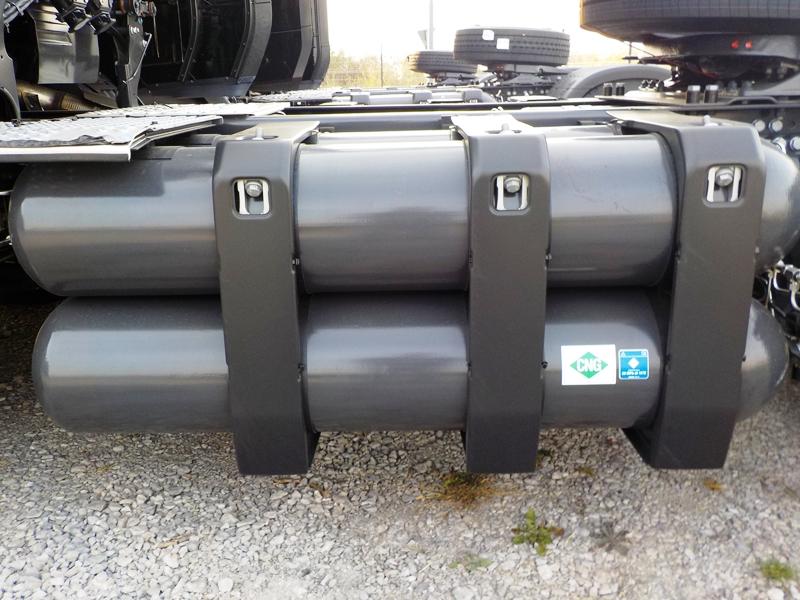 Boce za metan - pogonsko gorivo