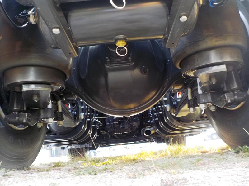 Podvozje R 410 CNG