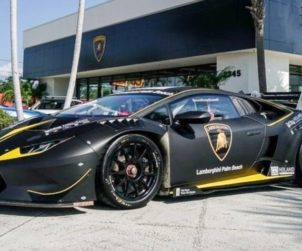 Lamborghini Super Trofeo EVO 2019