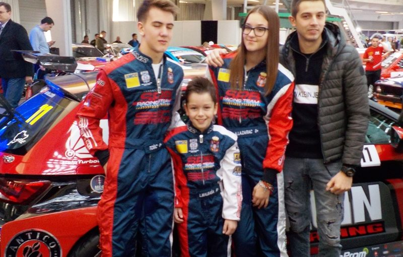 Nikola Tošić, Luka Malbaša, Aleksa Lazarac i Nikola Miljković