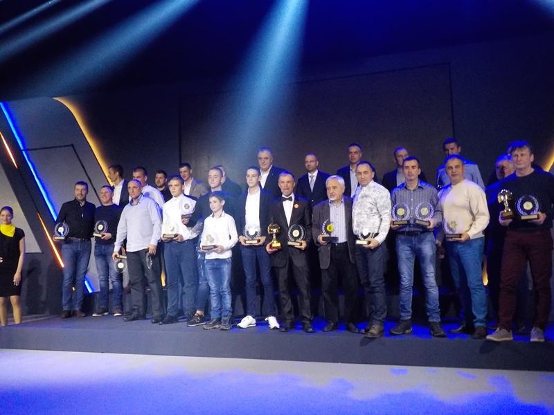 Šampioni moto sporta u disciplinama brzinski, moto klasik, moto kros i enduro kategoriji