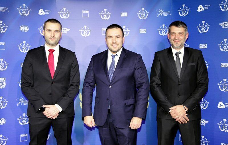 Milan Nikolić, Dejan Stojić i Staniša Lazarac