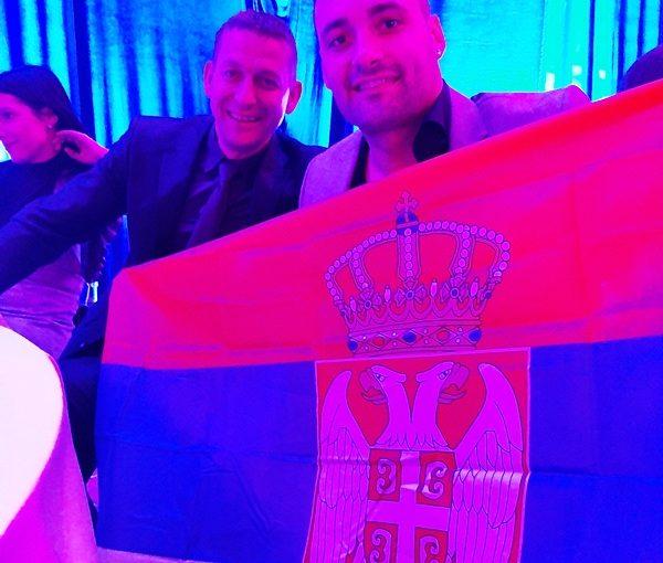 Nemanja Milovanović i Goran Rabasović