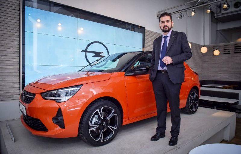 Nenad Buha, menadžer prodaje Opel Srbija