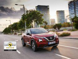 New Nissan JUKE Euro NCAP