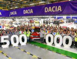 Proizvedeno 500.000 Dacia Duster