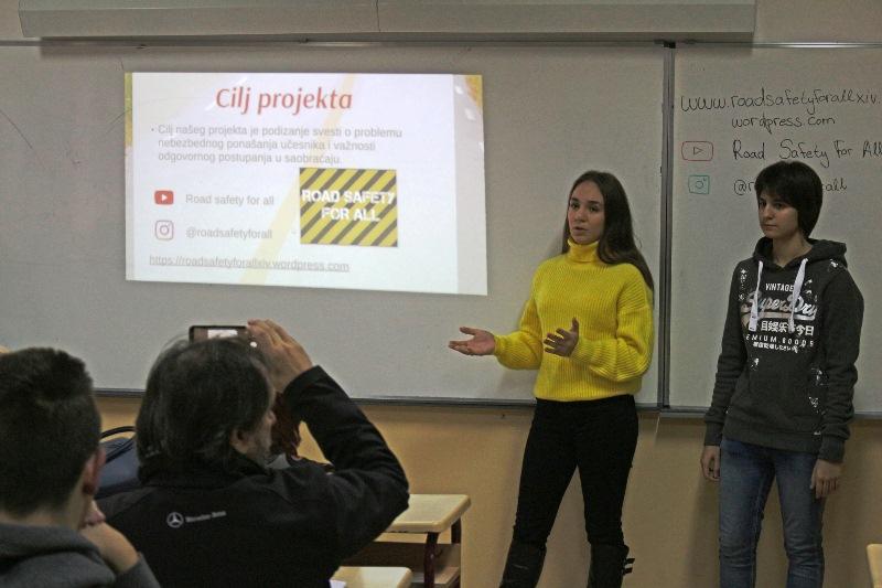 XIV beogradska gimnazija - Tvoja Ideja Tvoja Inicijativa 2