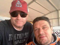 Pajo Milodanović i Gabor Sagmajster