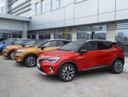 Potpuno novi Renault Captur prezentacija Beograd