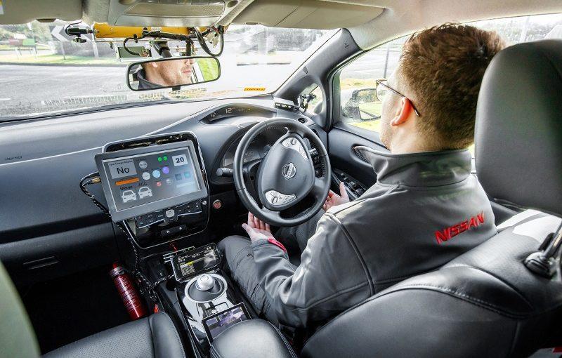 AD vehicle interior_