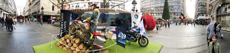 BMW moto klub u srcu prestonice promoviše svoje ativnosti