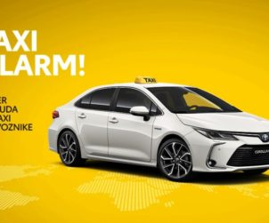 Corolla Taxi offer