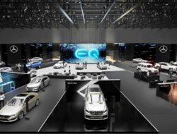 Mercedes u Ženevi 2020