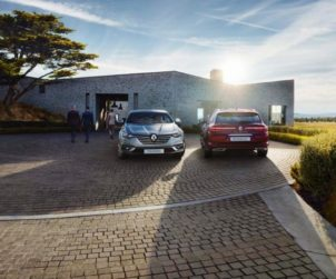 New Renault TALISMAN and New Renault TALISMAN ESTATE