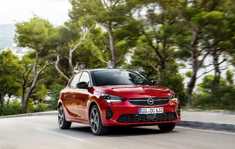Opel Corsa Connected Car Award