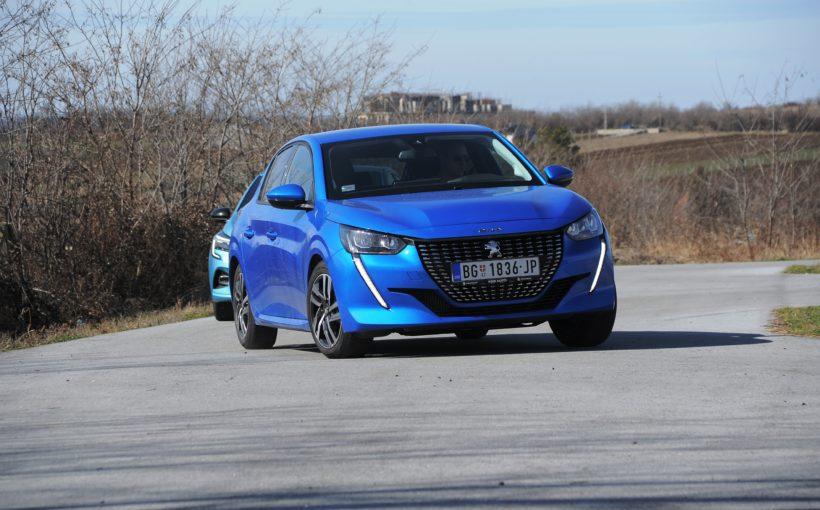 Peugeot 208 Kosmaj Auto godine u Evropi 2020