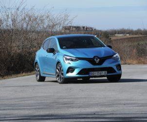 Renault Clio kandidat za Auto godine 2020