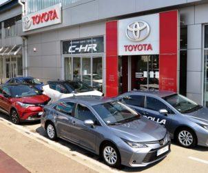 Toyota donacija