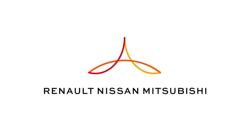 Renault Nissan Mitsubishi Alliance Logo