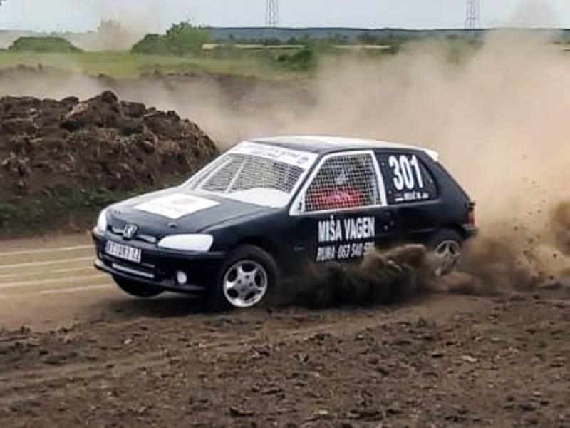 Nikola Milić šampion klase 1.600 ccm