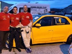 Twingo cup mixa racing team 11