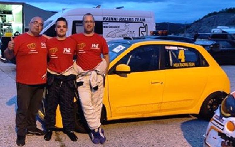 Twingo cup mixa racing team 11