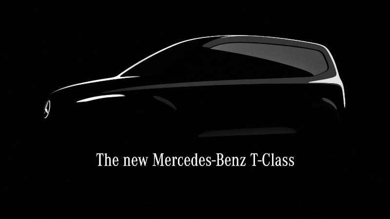 Die neue Mercedes-Benz T-Klasse // The new Mercedes-Benz T-Class