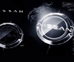 Nissan novi logotip