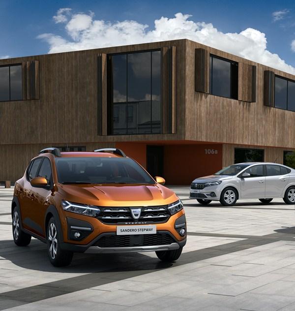 2020a - New Dacia SANDERO STEPWAY and New Dacia LOGAN