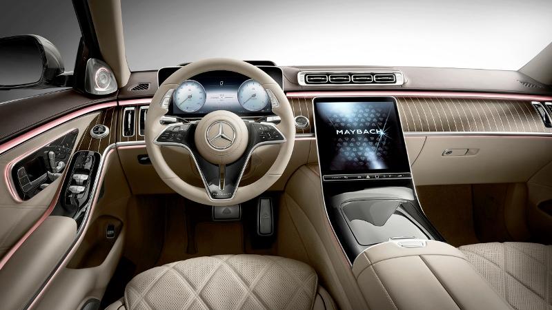 Mercedes-Maybach S-Klasse (Z 223), 2020