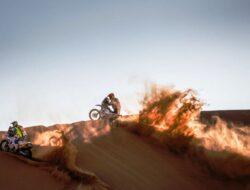 43. Dakar II dan motociklisti