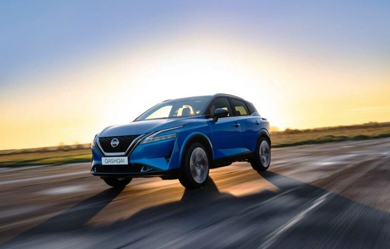 All-New Nissan Qashqai - Exterior 19-source