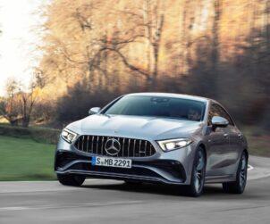 Mercedes-AMG CLS 53 4MATIC+ (BR 257), 2021