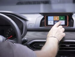 Dacia Media Control system