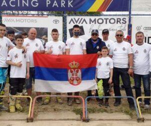 Predstavnici AMSS i MSS na šampionatu IE u Rumuniji