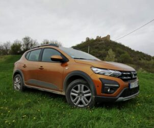 Dacia Sandero Koznik 2021