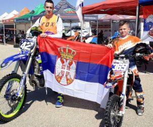 Vuk Drmanac i Vuk Ćajić u Turskoj na Istočnoevropskom jun 2021