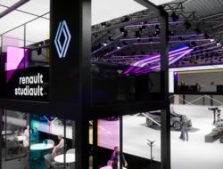 Renault booth_IAA 2021