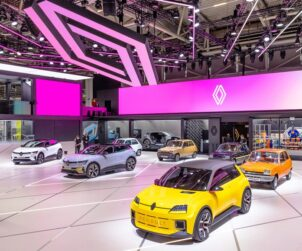 2021 IAA Munich Motor show - Renault 5 Prototype and Renault 5