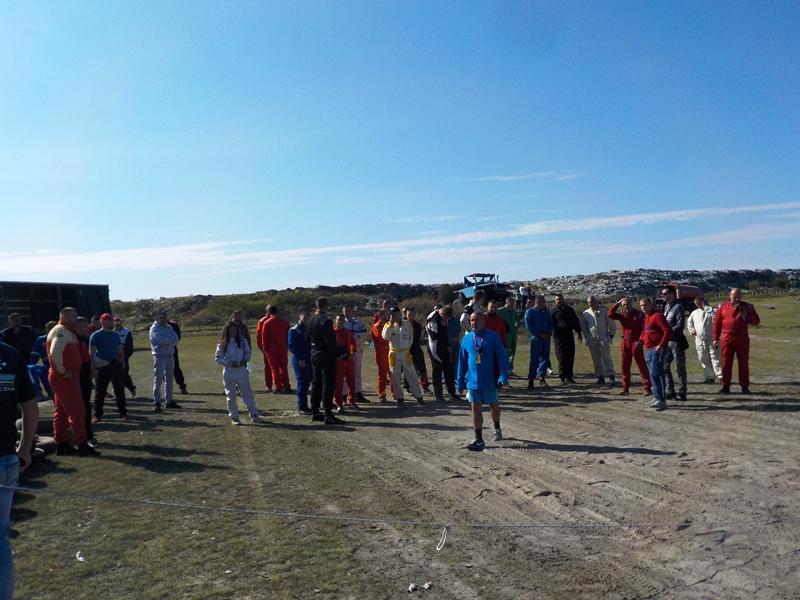 Brifing uoči finanle trke Sombor auto kros septembar 2021