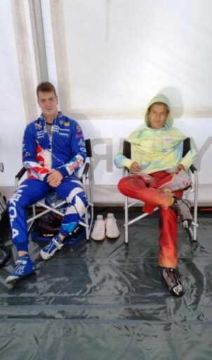 Nikola Tošić i Andrej Petrović Evropski Trofej Nemačka septembar 2021