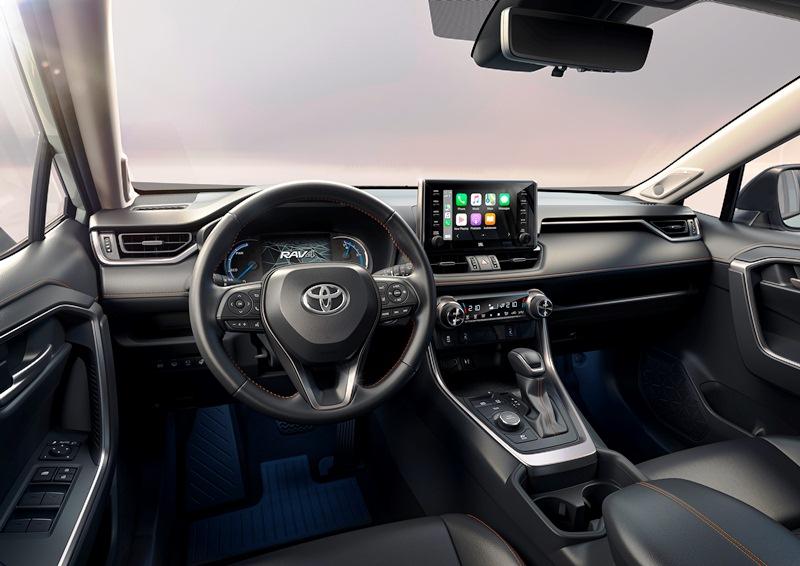 RAV4 ADVENTURE-pr-interior-dashboard