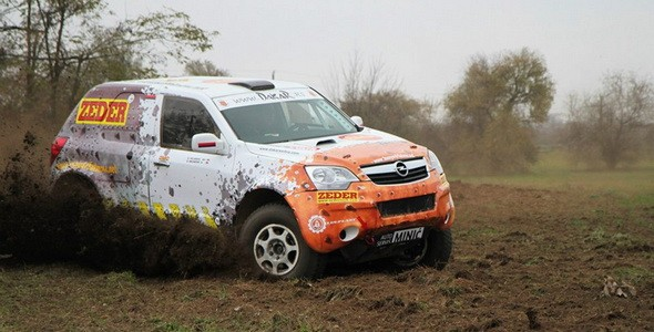 BRENDIRANA SPRAVA NA PUTU ZA JUŽNU AMERIKU Opel antara na testu u Mađarskoj