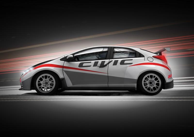 EVROPSKI PROJEKT Honda Civic