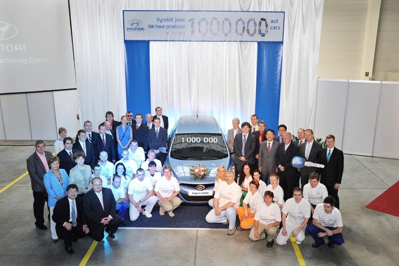 Milioniti Hyundai