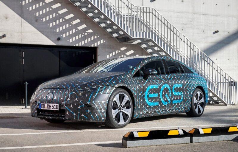 Mercedes - Benz EQS